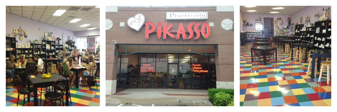 Practically Pikasso Waco